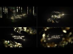 New Year Elegant Titles | After Effects template
