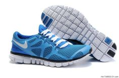 buy popular 9fa6f dfc3e Damen Nike Free 3.0 V3 Schuhe - hellblau Cheap Nike Shoes Online, Buy Nike  Shoes