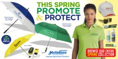 This #spring, promote your #brand while protecting your customers from the elements! See our #newsletter for popular umbrellas and more must-have #promotionalproducts for the outdoors: http://www.motivators.com/newsletter/Motivators-Newsletter-04-23-14.html #aprilshowers #rain #umbrellas #promotionalitems #promotionalgiveaways #swag #advertising #marketing #branding