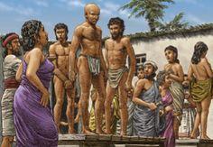 La esclavitud en Sumeria