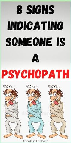 8 Signs Indicating Someone is a Psychopath Health Planner, Fitness Planner, Health Facts, Health Quotes, Sleep Deprivation Symptoms, Daily Routine For Women, Healthy Relationship Tips, Natural Headache Remedies, Headache Relief