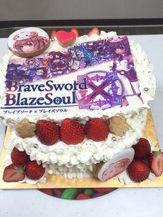 ブレ×ブレというゲームのケーキ Tiramisu, Ethnic Recipes, Food, Eten, Tiramisu Cake, Meals, Diet