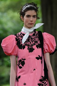 Capsule Outfits, Couture Details, Erdem, Spring Summer, Ruffle Blouse, Fashion Design, Tops, Women, Woman