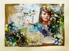 Hello dear mixed-media experimenters! Im sure you wont be surprised if I tell you that I want...