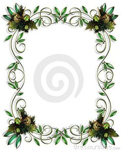 holiday clip art borders - Google Search