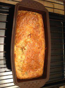 Cake jambon olives au thermomix