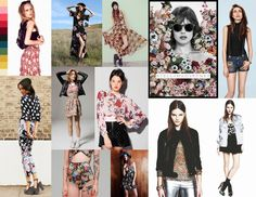 the cult of style: FLORAL BRIGADE