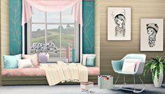 Th Sims 3 living beautiful / inspiration