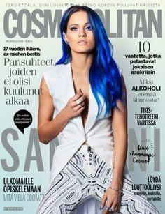 Cosmopolitan Magazine, Beauty Tutorials, Dating Tips, Celebrity News, Relationship, Celebrities, February 2016, Finland, Climbing