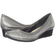 Cole Haan Milly Wedge Dark Silver - Zappos.com Free Shipping BOTH Ways