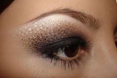 Eye make-up - Smoky eye Love Makeup, Makeup Inspo, Makeup Inspiration, Makeup Tips, Makeup Looks, Awesome Makeup, Makeup Ideas, Beauty Make Up, Hair Beauty