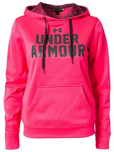 Battle Holiday Hoody - Under Armour - Pink - Jumpers & Cardigans - Sports Fashion - Women - Nelly.com Uk