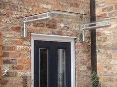 Glass Door Canopy | Glass Door Canopies