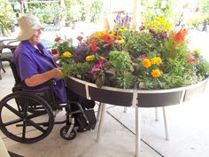 """Enabled Gardening"" Table Revolves - Home"
