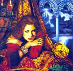 Astrology Sign Scorpio by Lisa Iris