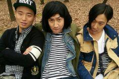 Kang Gary, Lee Kwang Soo (that hair.xD) and Ha Dong Hoon--- these 3 crack me up Running Man Funny, Running Man Song, Running Man Cast, Running Man Korean, Couple Running, Korean Drama Stars, Korean Star, Running Man Members, Korean Tv Shows