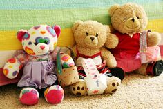 JULY 10 is teddy bear picnic day  Teddy Bear Picnic Baskets | Make and Takes