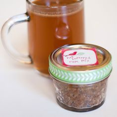 12 Days of Edible Gifts: Hot Buttered Rum Mix
