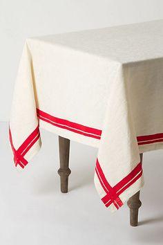 Tovaglia Agugliata Table Cloth - anthropologie.com
