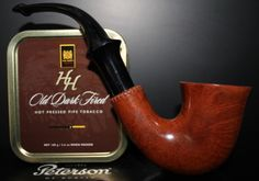 Favourite Dunmore pipe and tobacco.