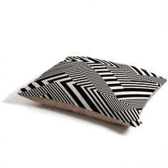 Juliana Curi Blackwhite Stripes Pet Bed –  #giftguide #under200 #unique #holiday