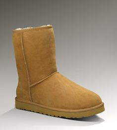 """Love this """"Mens Classic Short Boots By UGG Australia"""""""