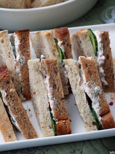 Sandwich Cake, Sandwiches, Kitchen Time, Tapas, Food And Drink, Appetizers, Bread, Snacks, Baking