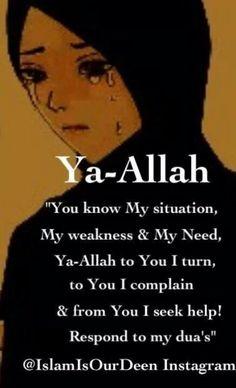 Allah in my heart, Qur'an on my tongue, and Islam is my life Islamic Quotes, Islamic Teachings, Islamic Dua, Islamic Inspirational Quotes, Muslim Quotes, Religious Quotes, Muslim Sayings, Allah Islam, Islam Muslim
