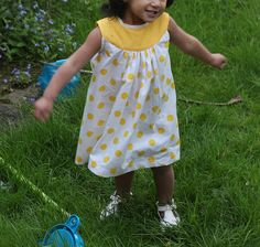 Round necked sundress 2T