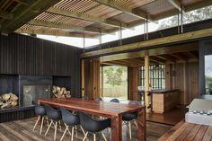 Castle Rock Beach House - Architecture - Domus