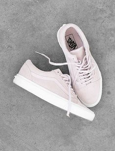 Imagen de vans, pink, and shoes