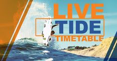 Tide Timetables - Leisure Letting South Coast