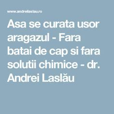 Asa se curata usor aragazul - Fara batai de cap si fara solutii chimice - dr. Andrei Laslău Alter, Good To Know, Diy And Crafts, Cleaning, Shake, Health, Manual, Smartphone, Amp