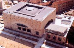 Palacio de Congresos de Salamanca (1985-1992)   Juan Navarro Baldeweg