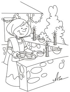 Have a quick look at some of the photos of diwali festival drawings for children Cars Coloring Pages, Disney Coloring Pages, Coloring Pages For Kids, Kids Coloring, Diwali Festival Drawing, Diwali Drawing, Diwali For Kids, Diwali Craft, Diwali Pictures