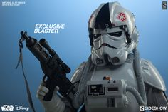 Star Wars Imperial AT-AT Driver Sixth Scale Figure by Sidesh   Sideshow…