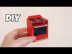 Minyatür Fırın Yapımı | DIY | Kendin Yap - YouTube