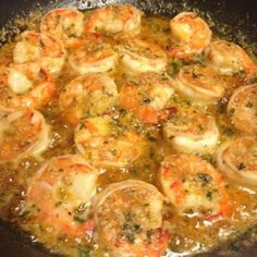 Famous Red Lobster Shrimp Scampi Recipe | Just A Pinch Recipes