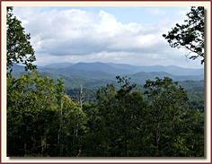 Black Bear Cabin Rentals - get away for a weekend in Blue Ridge, with hiking, fire pit, and hot tub