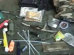 cool Basic Wilderness Survival Kit And Contents