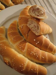 Hot Dog Buns, Hot Dogs, Bread, Cookies, Projects, Recipes, Food, Wizards, Crack Crackers