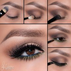 Motives by Loren Ridinger is a trusted name in makeup, skin care, and body care. Shop securely online for your favorite cosmetics and beauty products. Eye Makeup Steps, Makeup Eye Looks, Beautiful Eye Makeup, Smokey Eye Makeup, Eyebrow Makeup, Pretty Makeup, Skin Makeup, Eyeshadow Makeup, Eyeshadows