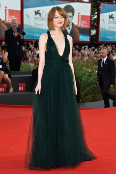 Emma Stone Photos - Inside the Venice Film Festival's Opening Ceremony - Zimbio