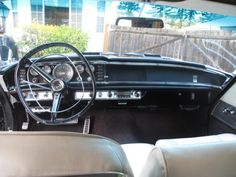 1964 Chrysler New Yorker station wagon FOr Sale Dash