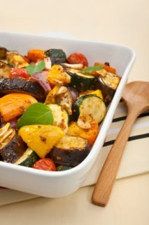 Roasted Vegetables for Passover