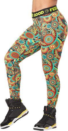 Bekleidung, Damen, Streetwear, Strumpfhosen & Leggings Zumba Fitness, Leggings, Streetwear, Workout, Harem Pants, Fashion, Clothing, Tights, Summer
