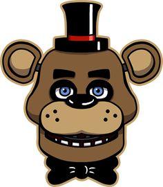 Freddy Head by kaizerin.deviantart.com on @DeviantArt =========================   #FNAF