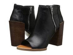 DV by Dolce Vita Mercy Black Leather - Zappos.com Free Shipping BOTH Ways