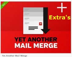 Easy Cloud Computing NL: Nieuwe functie Add On 'Yet Another Mail Merge' YAM...