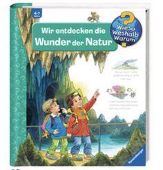 Wir entdecken die Wunder der #Natur zurück. #juniorfamily #Kinderbücher #Familie